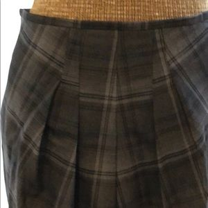 gunex Skirts - Plaid wool skirt